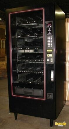 Crane National Snack Machine 3 Maryland for Sale - 3