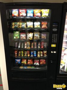 Crane National Vendors 167 Snack Vending Machine for Sale in California!