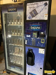 Crane National Snack Vending Machine & Electrical Glassfront Soda Vending Machines for Sale in Florida!