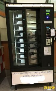 National Shoppertron 431 Cold Food Vending Machine for Sale in Virginia!