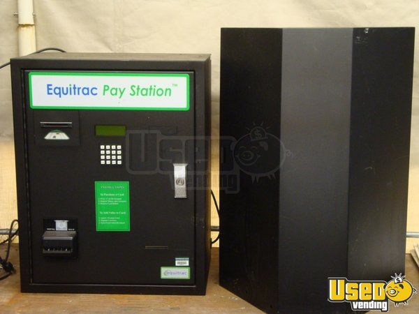 Equitrac Pay Stations for Sale in Washington!