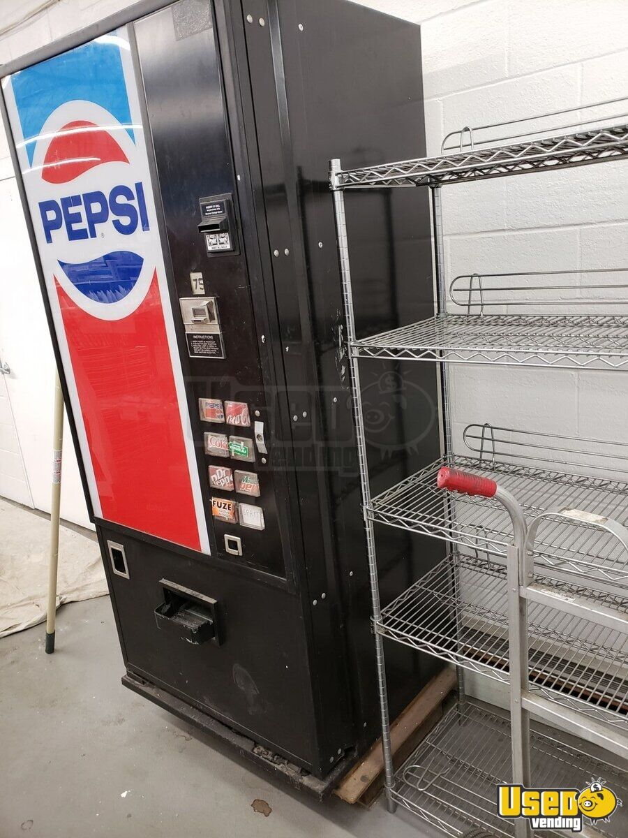 Dixie Narco Soda Machine 3 Connecticut for Sale - 3