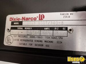 Dixie Narco Soda Machine 4 Connecticut for Sale