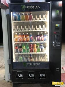 Used Dixie Narco Bev Max Electrical Beverage Soda Vending Machine for Sale in Arkansas!