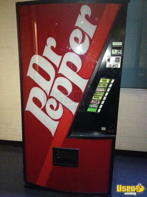 Dixie Narco Soda Machine California for Sale