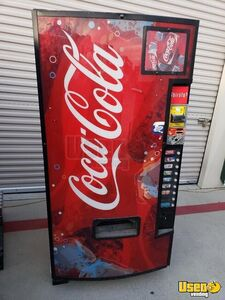 Dixie Narco 9 Selection Electrical Soda Coke Front Vending Machine for Sale in California!