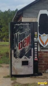 Dixie Narco Mountain Dew Soda Vending Machine for Sale in Florida!