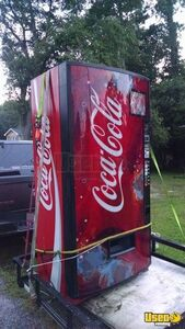 Dixie Narco 276E Electronic Soda Vending Machine for Sale in South Carolina!