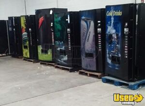 Texas Snack / Soda Vending Machine Warehouse Sale - Major Brands!