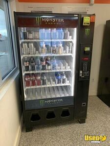 2018 Dixie Narco DN 2145 Electronic Glassfront Live Display Soda Vending Machine for Sale in Utah!