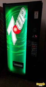 Used Full size Dixie Narco Electrical Soda Vending Machine with 7UP Front for Sale in Virginia!
