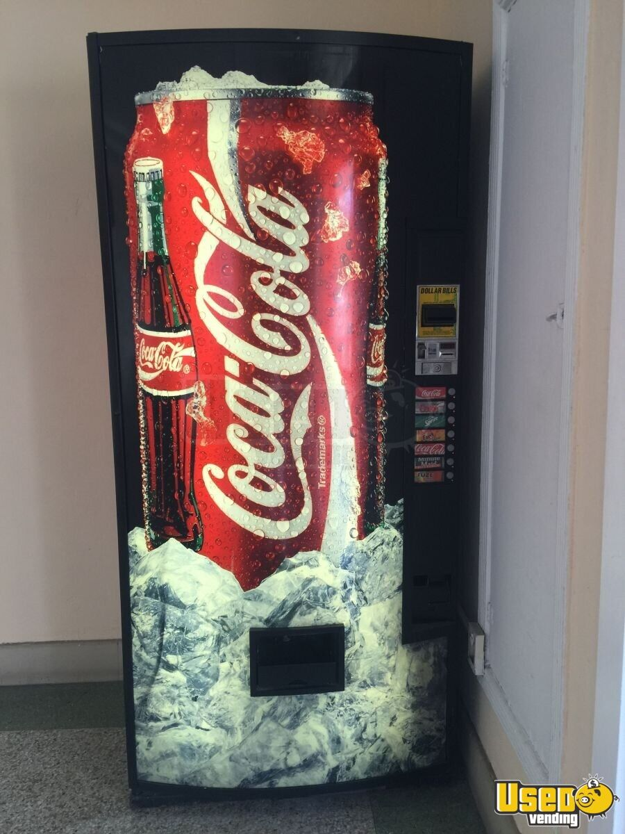 Dixie Narco Vending Machine Coke Machine For Sale In Florida