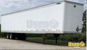 2006 Great Dane 53' Dry Van Semi Trailer / Used Tractor Trailer for Sale in Iowa!