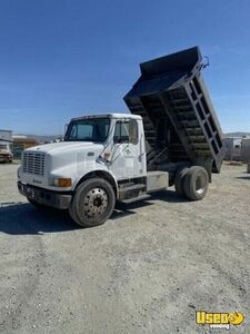 Ready to Haul 2001 International 4700 Dump Truck / Used Big Truck for Sale in California!