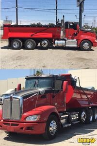 Great-Looking 2013 Kenworth T660 Dump Truck / Used Big Truck for Sale in California!