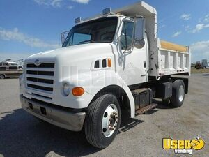 1999 Ford Dump Truck 185hp CAT Hot Shift Automatic Transmission for Sale in Idaho!