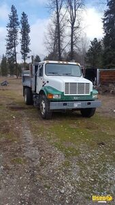 Ready to Load 1993 International 4700 Dump Truck DT466 Engine / Used Semi Truck for Sale in Montana!