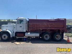 Ready to Haul Used 1999 Peterbilt Dump Truck Dual Axle Cat C15 for Sale in Idaho!