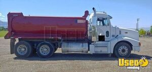 2000 Peterbilt Dump Truck Cummins N-14 with a Transfer Trailer for Sale in Utah!