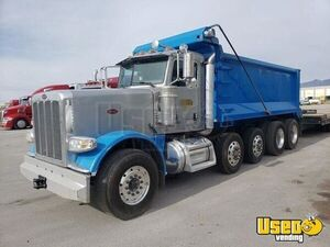 2012 Peterbilt 388 Dump Truck Dual Exhaust 475hp Cummins 10-Speed MT for Sale in Utah!