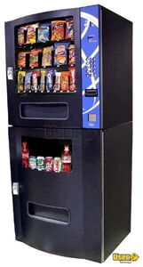 (2) - 2013 Seaga VC630 Electronic Snack & Soda Vending Machines!!!