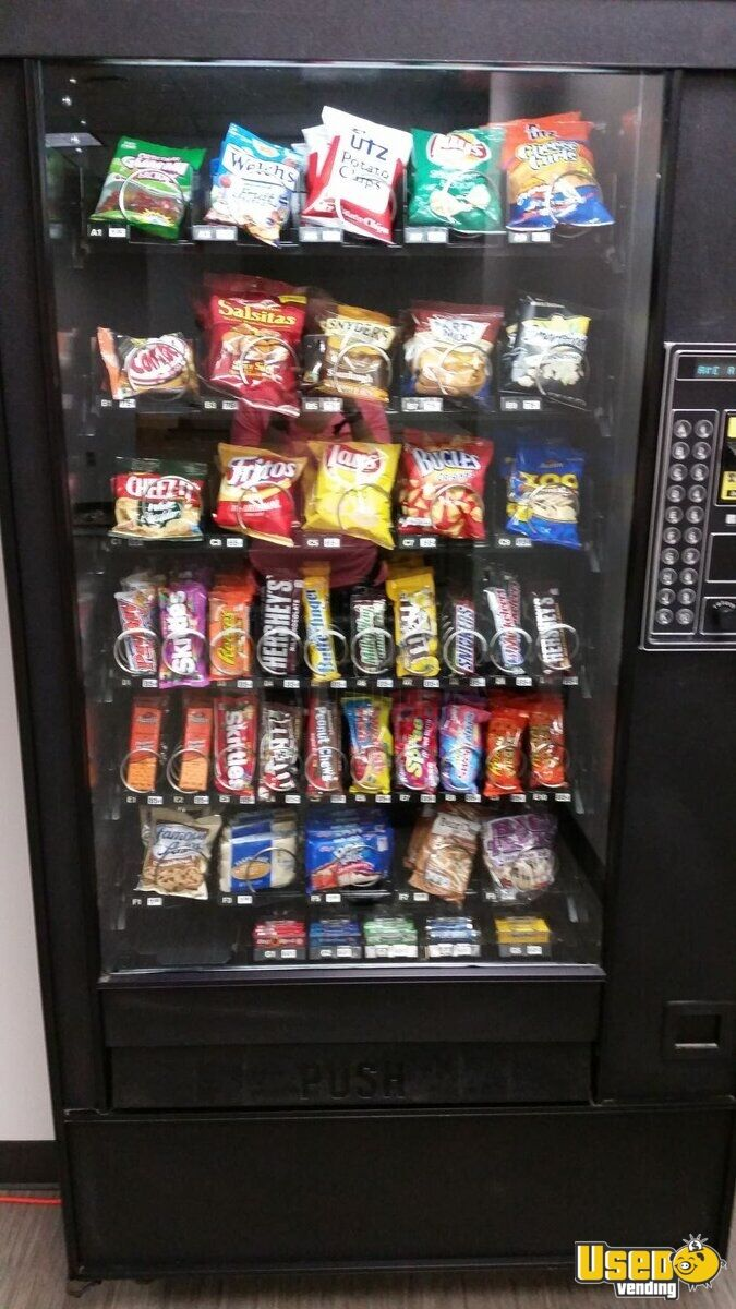 snack & soda vending route | vending machine route for sale in maryland