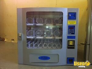 (3) - 2009 Planet Antares Office Deli Electronic Snack, Soda & Entree Vending Machines!!!