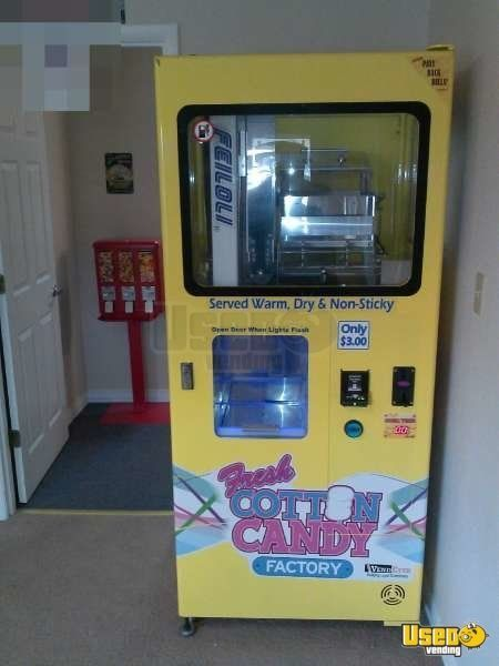 Vendever Cotton Candy Vending Machine for Sale in Washington!!!