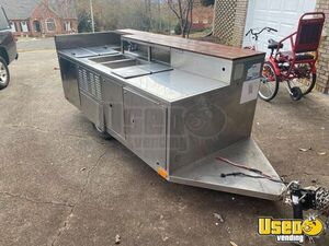Health Department Approved 12' Street Food Concession Cart/Hot Dog Cart for Sale in Alabama!