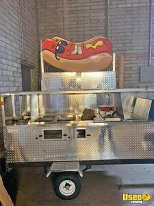 Large Stainless Hot Dog / Food Vending Cart for Sale in Arizona!!!