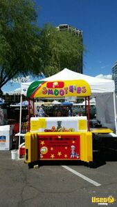 2015 4' x 6' Custom-Built Vending Smoothies / Cold Beverages Cart for Sale in Arizona! -Works Great!