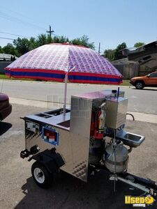 Well-Maintained Garage-Kept Hot Dog Food Vending Concession Cart for Sale in Arizona!