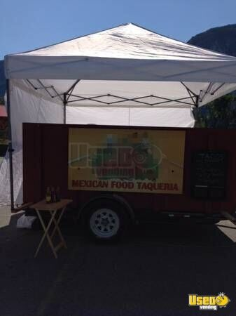 Food Cart British Columbia for Sale