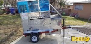 3' x 4' Hot Dog / Food Vending Cart for Sale in California!!!