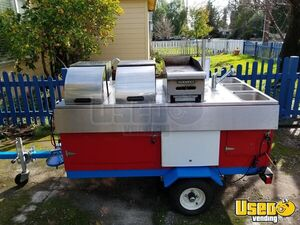 2009 Hot Dog Vending Cart / Street Food Trailer for Sale in California!