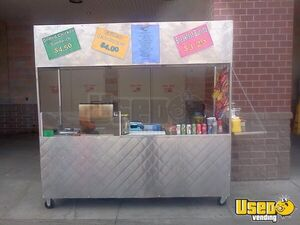 Used Hotdog Vending Cart  Street Food Vending Cart in Excellent Working Order for Sale in Colorado!