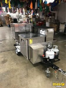 Lightly Used 2016 Falcon Dream Maker Hot Dog Food Vending Concession Cart for Sale in Colorado!