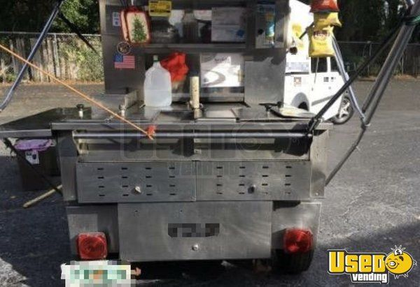 Hot Dog / Food Vending Cart for Sale in Florida!!!