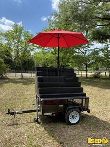 2019 - 3.5' x 5' Street Food Market Produce Vending Cart for Sale in Florida!!