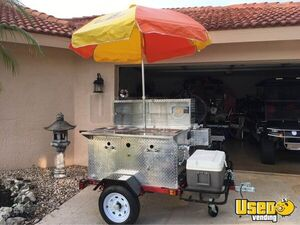 2020 Street Food Vending Concession Cart with Lots of Upgrades for Sale in Florida!!!