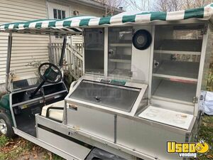 2002 Club Car Beverage Cart / Beverage Vending Cart in Great Shape for Sale in Michigan!!!