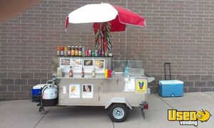 2013 DreamMaker Oceanside Street Food Hot Dog Pro Concession Cart for Sale in Colorado!