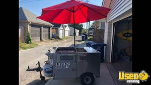 Used Street Food Vending Cart / Hot Dog Cart in Marvelous Shape for Sale in Ohio!