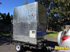 2015 - 4' x 6' Class IV County Approved Street Food Concession Cart for Sale in Oregon!