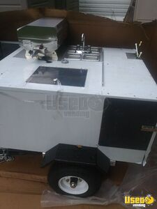 NEW 2020 - 4.5' x 7' Hot Dog / Street Food Vending Concession Cart for Sale in Pennsylvania!!!