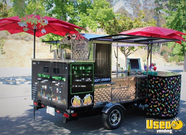 Food Cart Refrigeration California for Sale