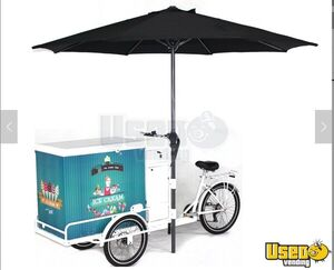 2019 3' x 7' NEW Mobile Electric Battery Powered Classic Ice Cream Bikes for Sale in Texas!