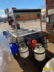 Food Concession Cart Food Cart Handwash Sink Tennessee for Sale