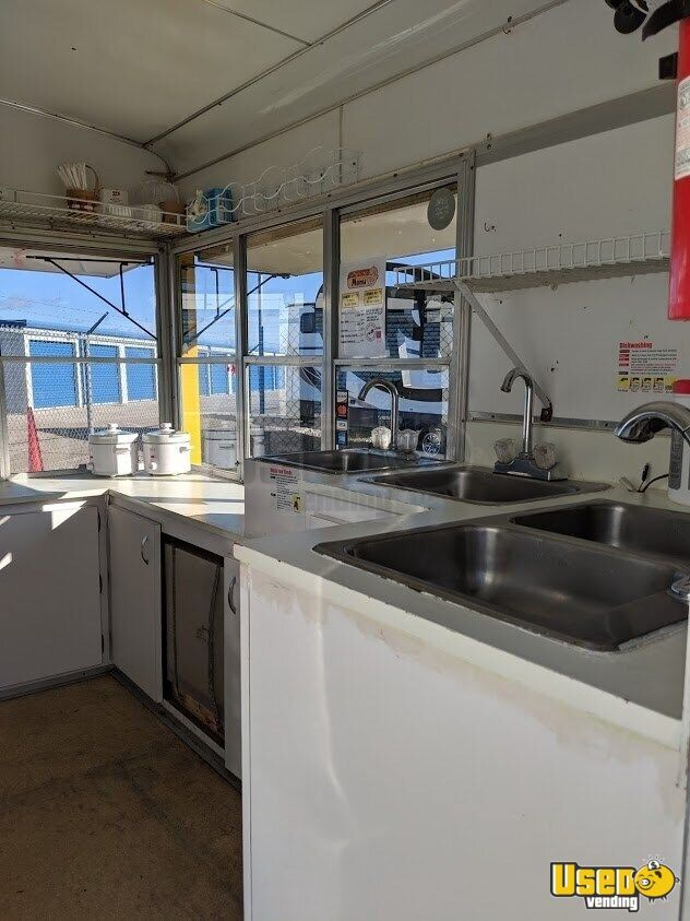 Food Concession Trailer Concession Trailer Air Conditioning Michigan for Sale - 2
