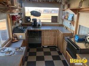 Food Concession Trailer Concession Trailer Air Conditioning Oregon for Sale